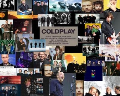 Coldplay entre los mejores 100 cds de todos los tiempos del brit